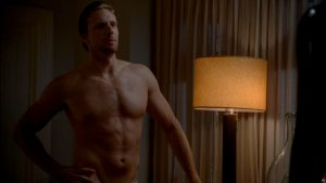 Teddy Sears Nude