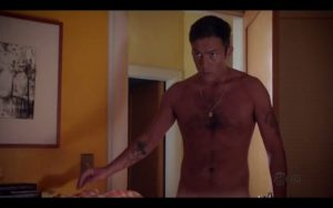 Desmond Harrington Nude Scene