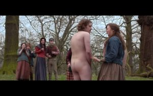 Mark Strepan Naked on The Mill