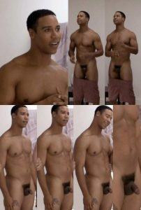 Brian J White Full Frontal Nude