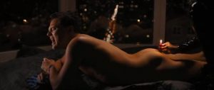 Leonardo DiCaprio Naked in Wolf of Wall Street
