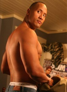 Dwayne Johnson Naked Sex Scene