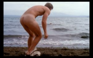 Gary Cole Shows His Nude Butt