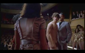 Michiel Huisman full frontal in Phileine Zegt Sorry