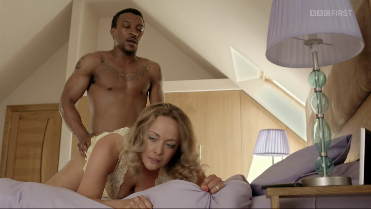 Ashley Walters Naked on Truckers