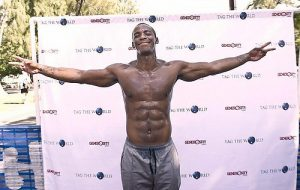 Mehcad Brooks Shirtless and Ripped