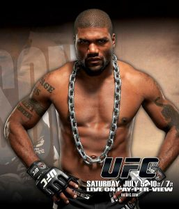 Rampage Jackson Shirtless