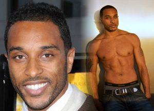 Sexy Black Actor Charles Porter