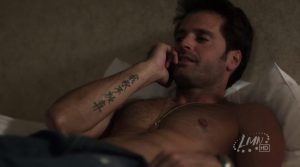 David Charvet Shirtless